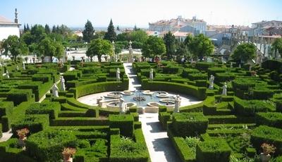 Os 15 jardins mais bonitos de Portugal