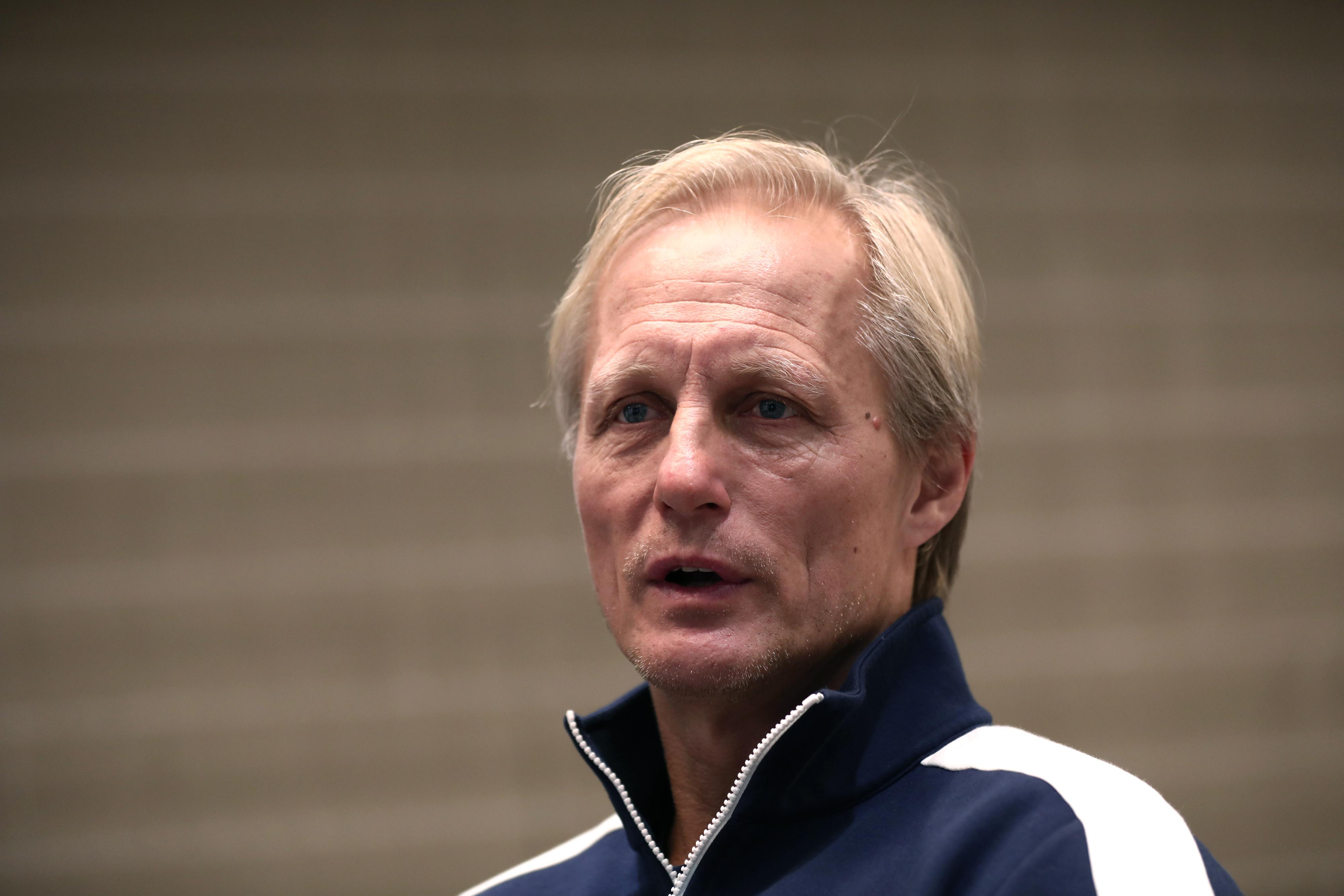 """Jorn Andersen está """"feliz"""" por ser o primeiro treinador estrangeiro da Coreia do Norte em 25 anos"""