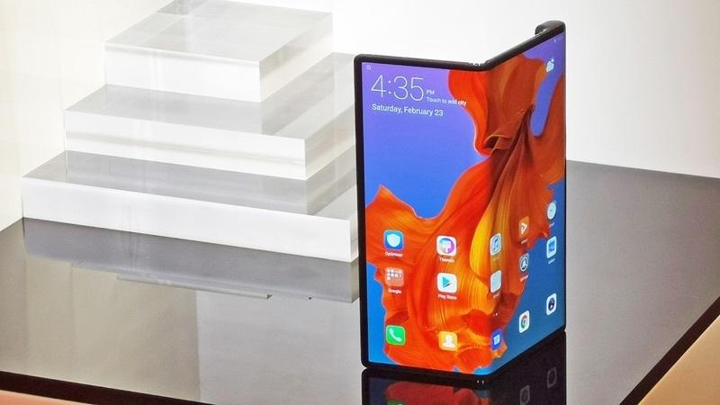 Comercialização do Huawei Mate X irá arrancar no final de outubro