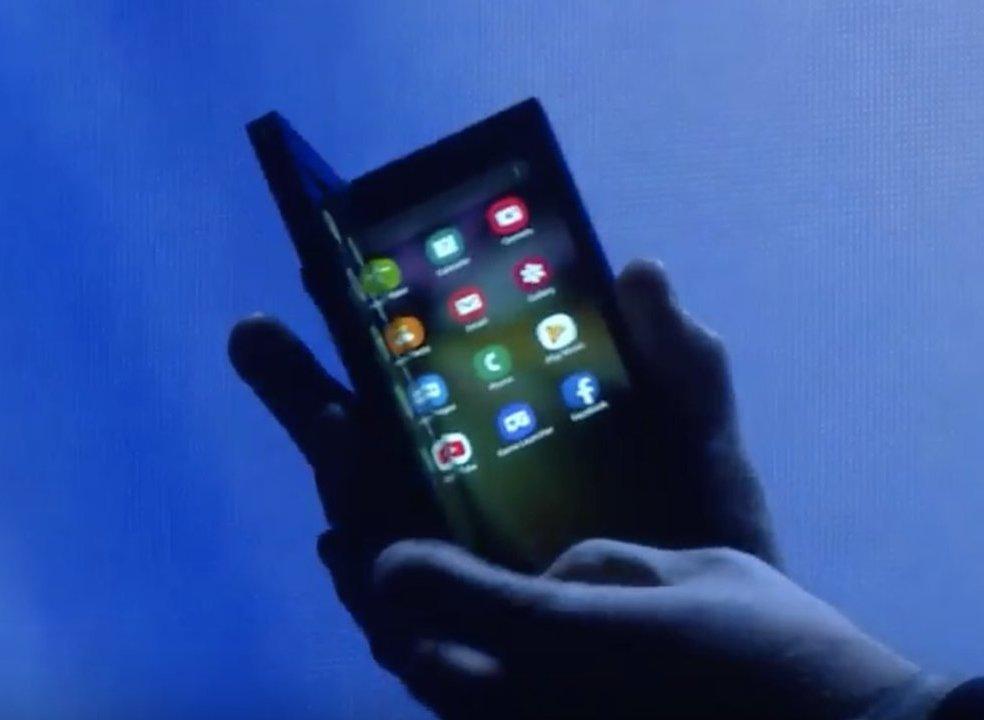 2019 vai ser o ano dos smartphones dobráveis. Saiba o que esperar nos próximos meses