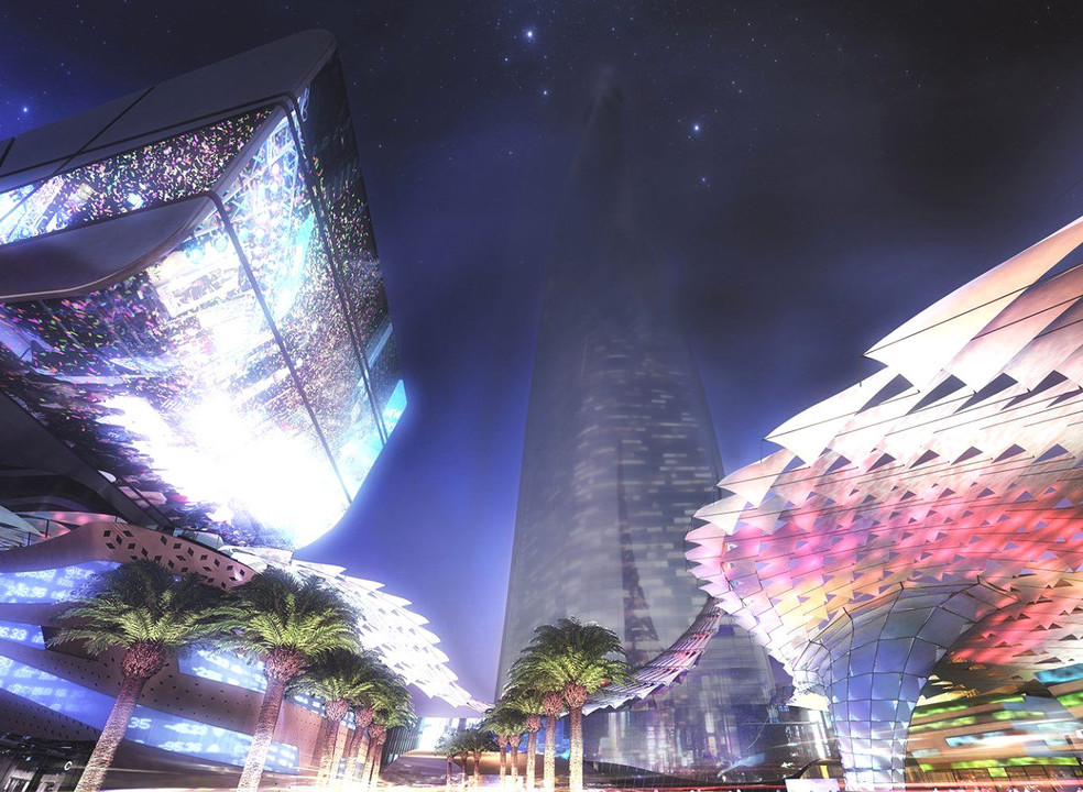 "Dubai Square: será este o centro comercial mais ""high tech"" do mundo?"