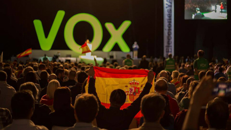 Quem foram os 44 eleitores do Vox? Reportagem polémica agita Espanha