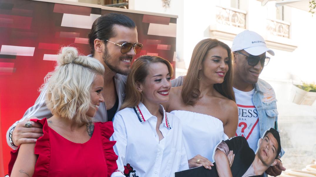 """Fomos para a rua com os mentores do """"The Voice Portugal"""""""