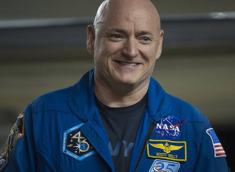 Não, este astronauta da NASA não voltou mutante do espaço
