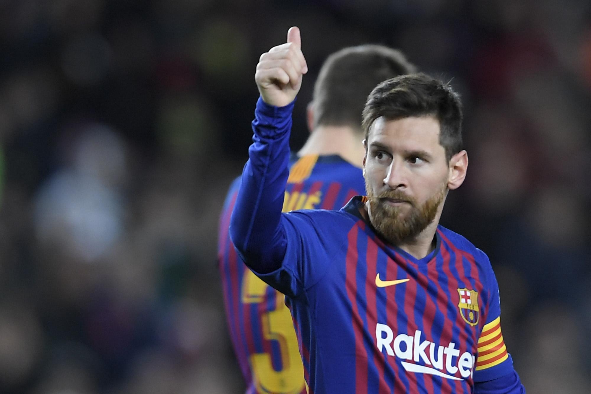 """Bruno Genesio: """"Messi é o melhor do mundo, mesmo quando não está bem"""""""