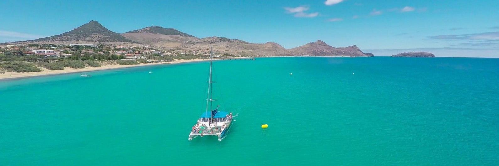 Porto Santo, um paraíso a descobrir