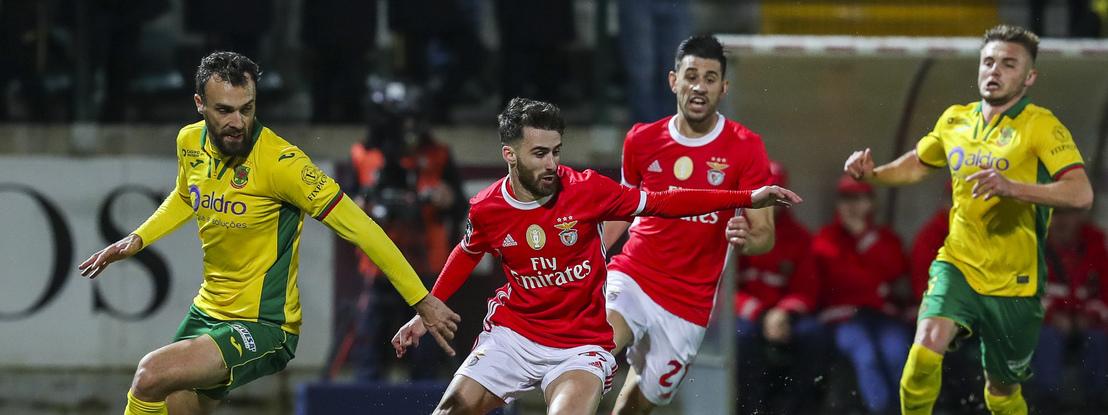 Paços de Ferreira 0-2 Benfica: O melhor reforço de inverno