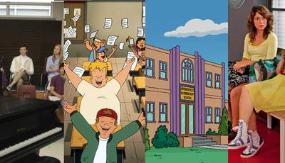 Regresso às aulas: lembra-se das escolas das séries de televisão?