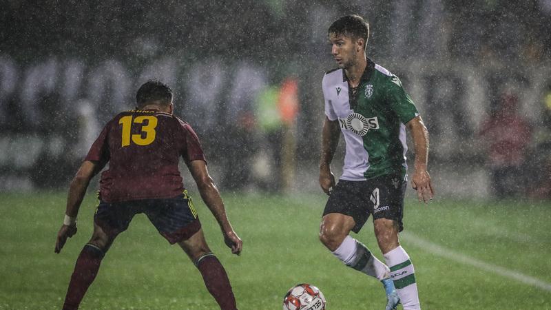FC Alverca 2-0 Sporting: golo de Luan aumenta vantagem dos ribatejanos