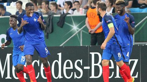 Futebol: França é campeã europeia de sub-19