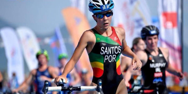 """Vasco Rodrigues:""""Melanie Santos e Vasco Vilaça esperanças para futuro do triatlo"""""""