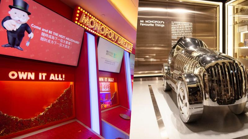 Do tabuleiro para a vida real: Primeira atração com tema de Monopólio vai ser inaugurada em Hong Kong