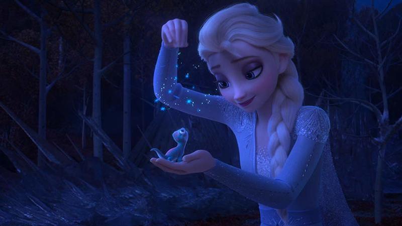 """""""Frozen II"""" está quase a chegar: novo trailer antecipa aventura épica"""