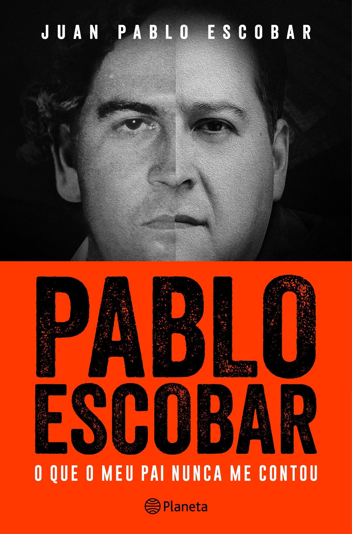 Filho de Pablo Escobar apresenta livro no Open Mag