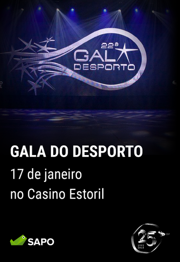 Gala do Desporto CDP