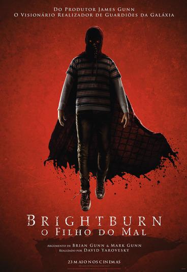 """""""Brightburn - O Filho do Mal"""": ganhe convites para as antestreias"""