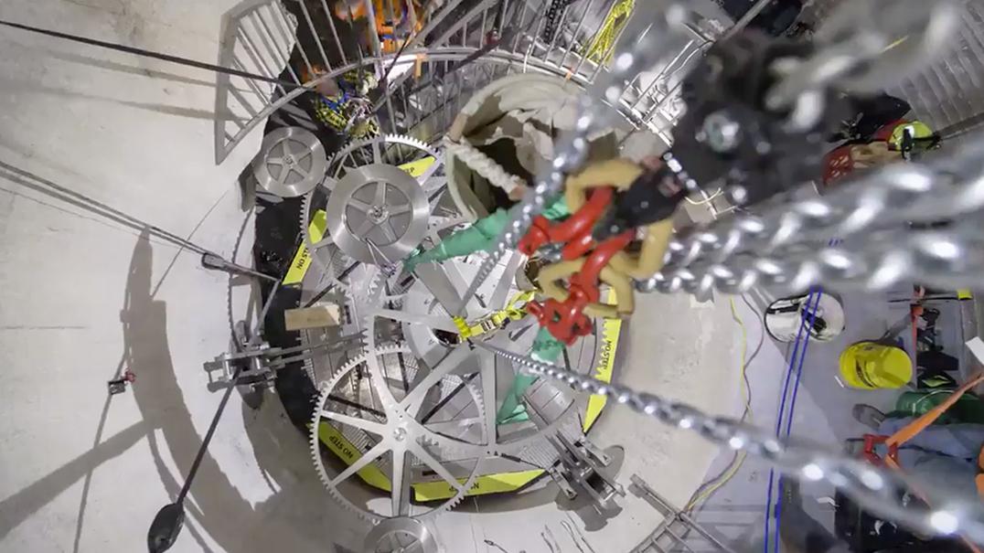 Super-relógio de Bezos vai medir 10 mil anos (e nenhum de nós vai ouvir o cuco)
