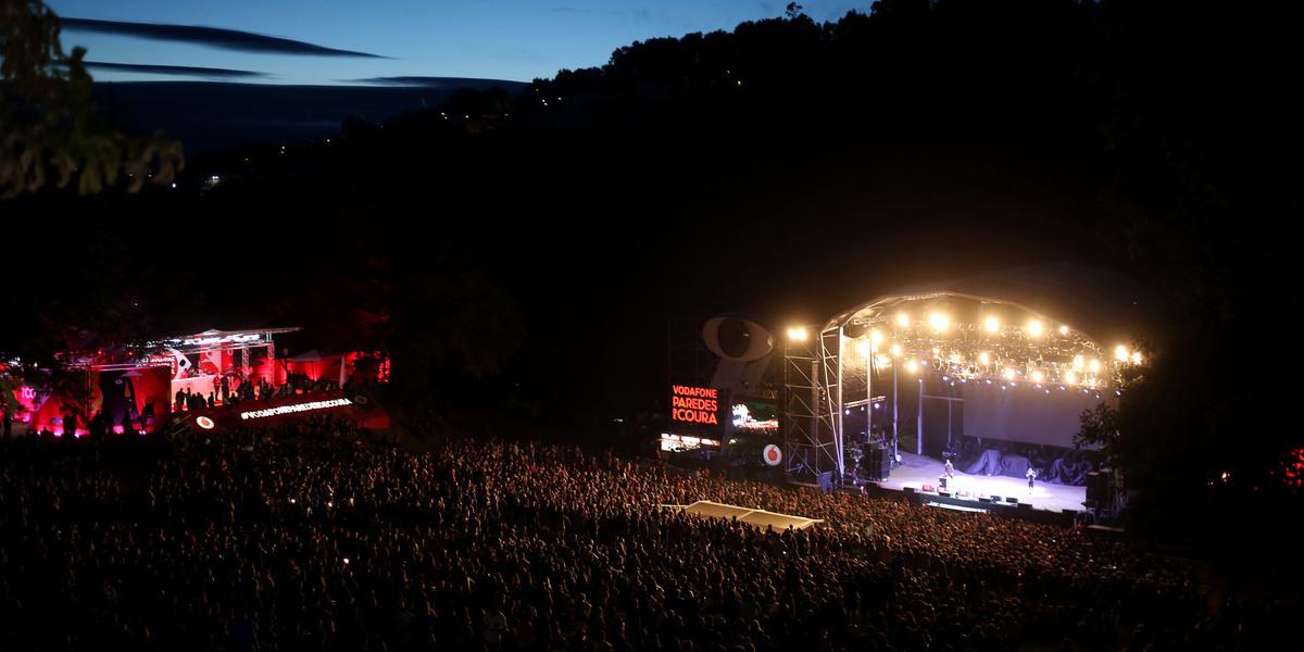 Festival de Paredes de Coura atingiu o seu ponto de perfeição, diz organização