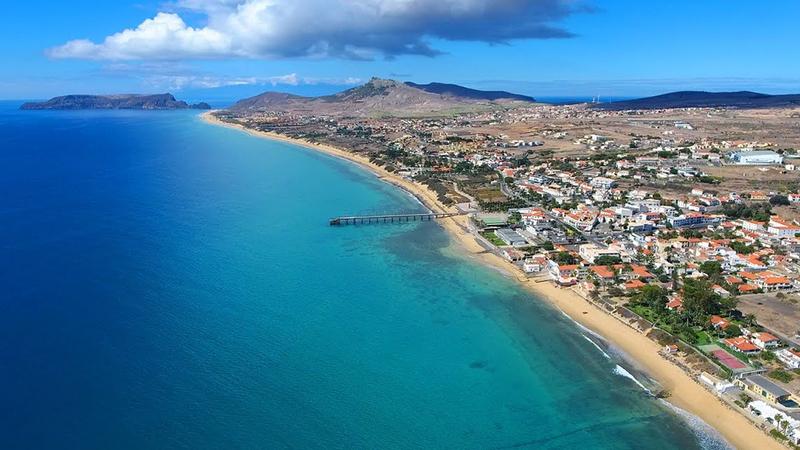 Porto Santo: um pequeno paraíso rodeado por mar