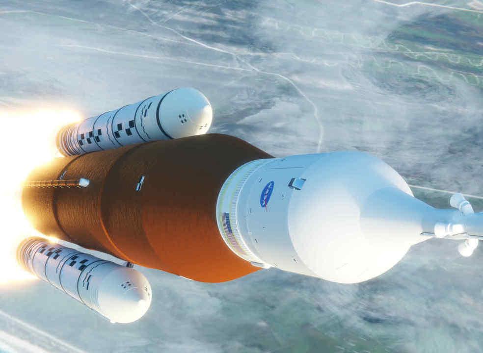 Artemis 1: cápsula da NASA que vai levar a primeira mulher à Lua está pronta
