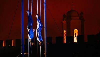 Mostra de Artes de Rua junta teatro, circo e dança durante três dias em Sines