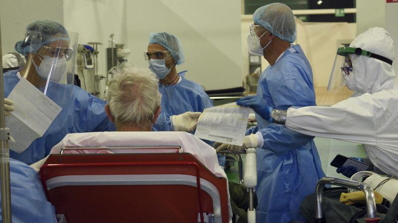 "COVID-19: Sindicato diz que normas da DGS ""excluem papel fundamental"" dos enfermeiros"