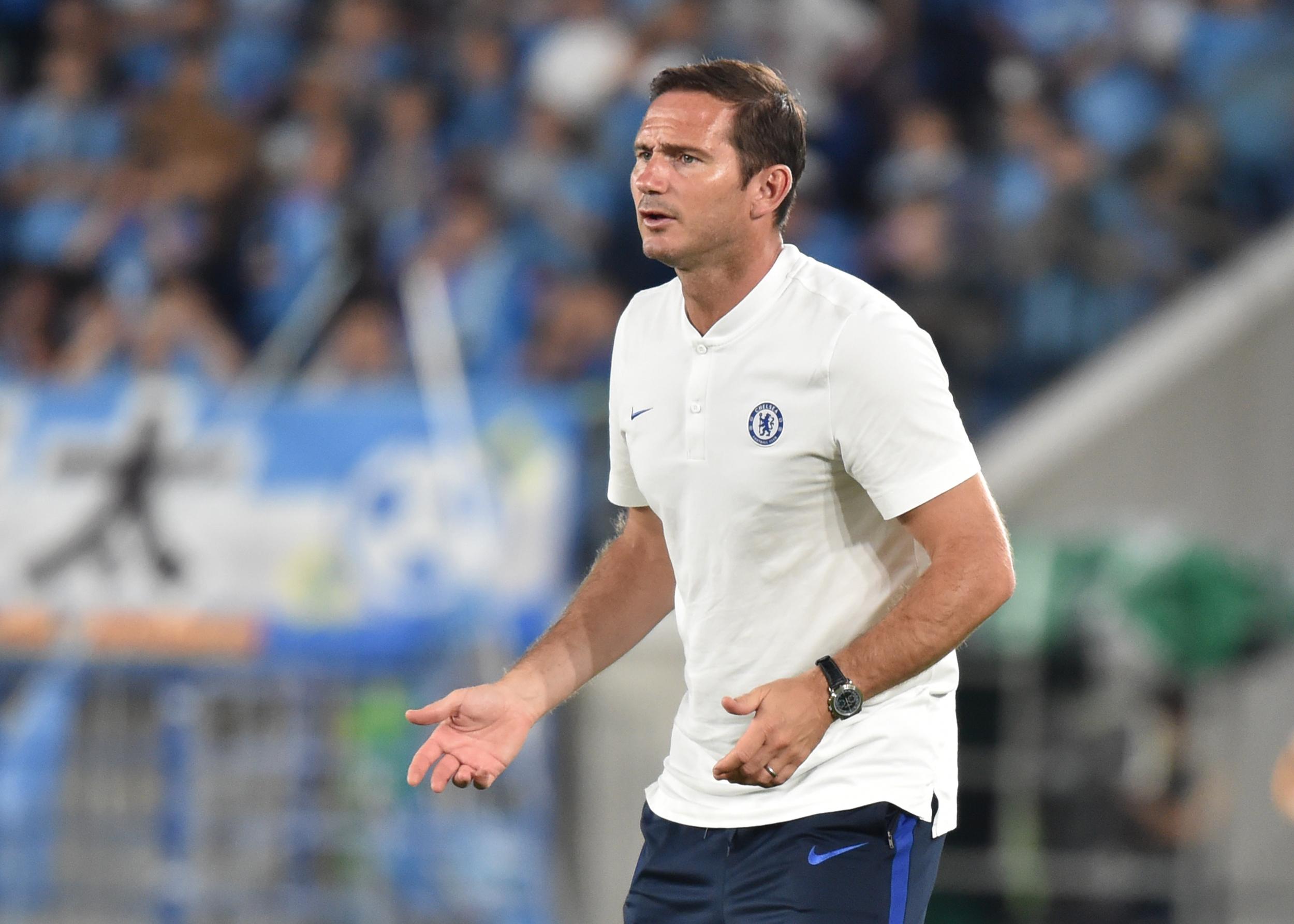 Frank Lampard soma primeira vitória no comando do Chelsea
