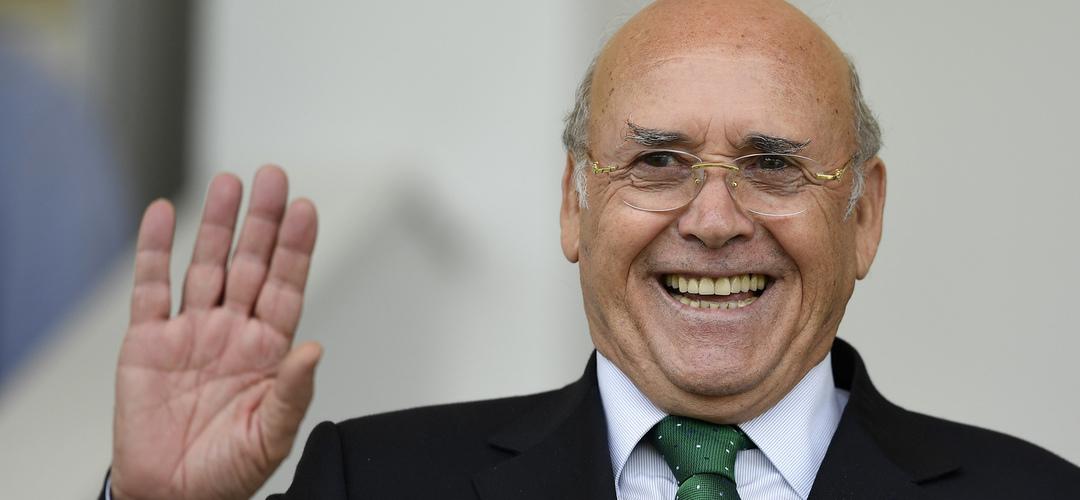 """Sousa Cintra garante: """"Nunca mais serei candidato à presidência do Sporting"""""""