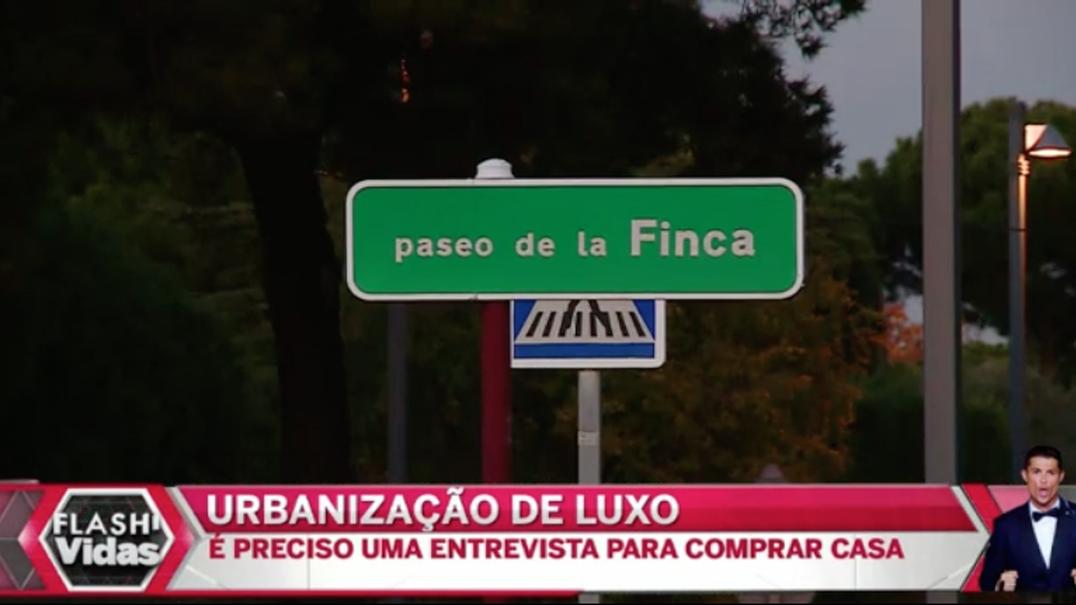 A urbanização de luxo onde vive Cristiano Ronaldo