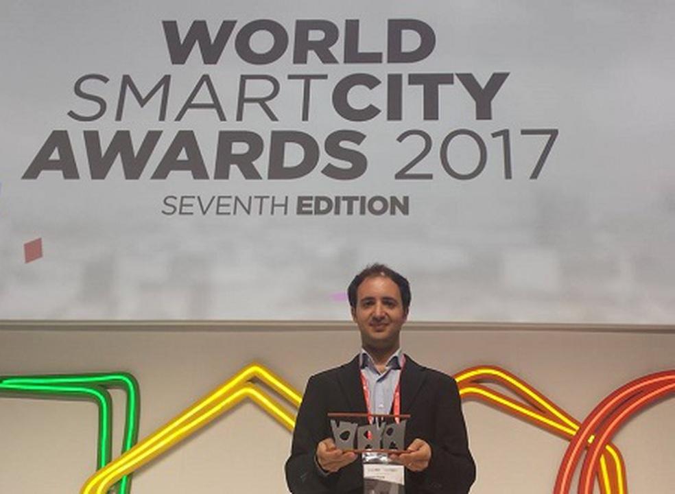 PAVNEXT distinguido no World Smart City Awards 2017
