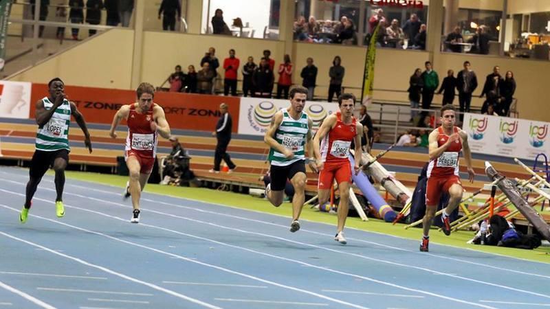 Carlos Nascimento consegue a quarta marca portuguesa de sempre nos 100 metros