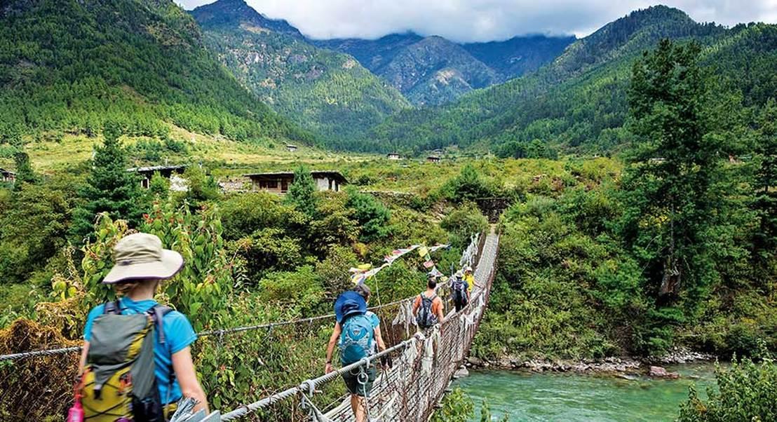 Butão, a pérola escondida dos Himalaia
