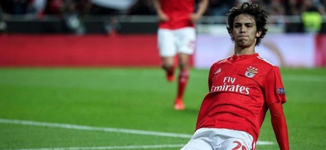 Benfica desmente notícia da Marca que dava João Félix como confirmado no Atlético de Madrid
