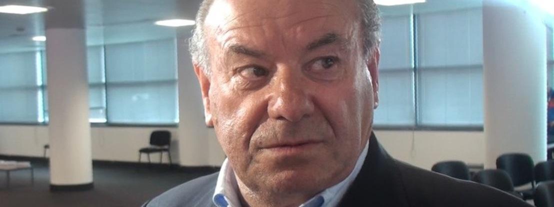 """António Simões condena ataque: """"Não há desculpa. Quando não se ganha um jogo, o mundo não acaba"""""""