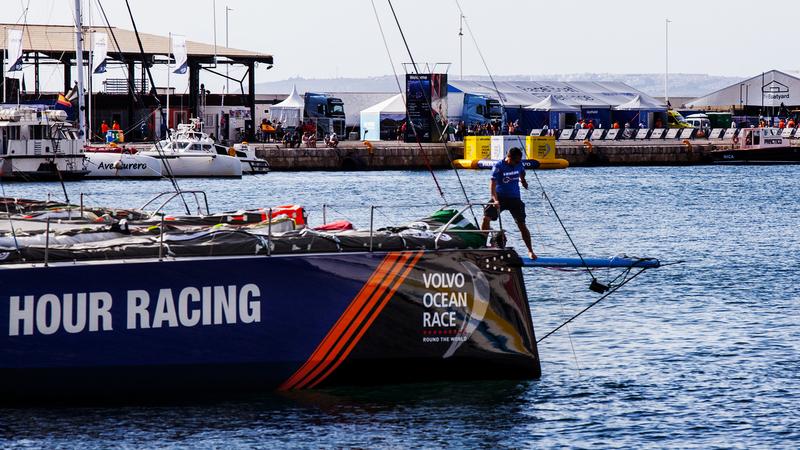 Nunca a Volvo Ocean Race foi tão portuguesa. De Alicante à conquista dos mares na língua de Camões