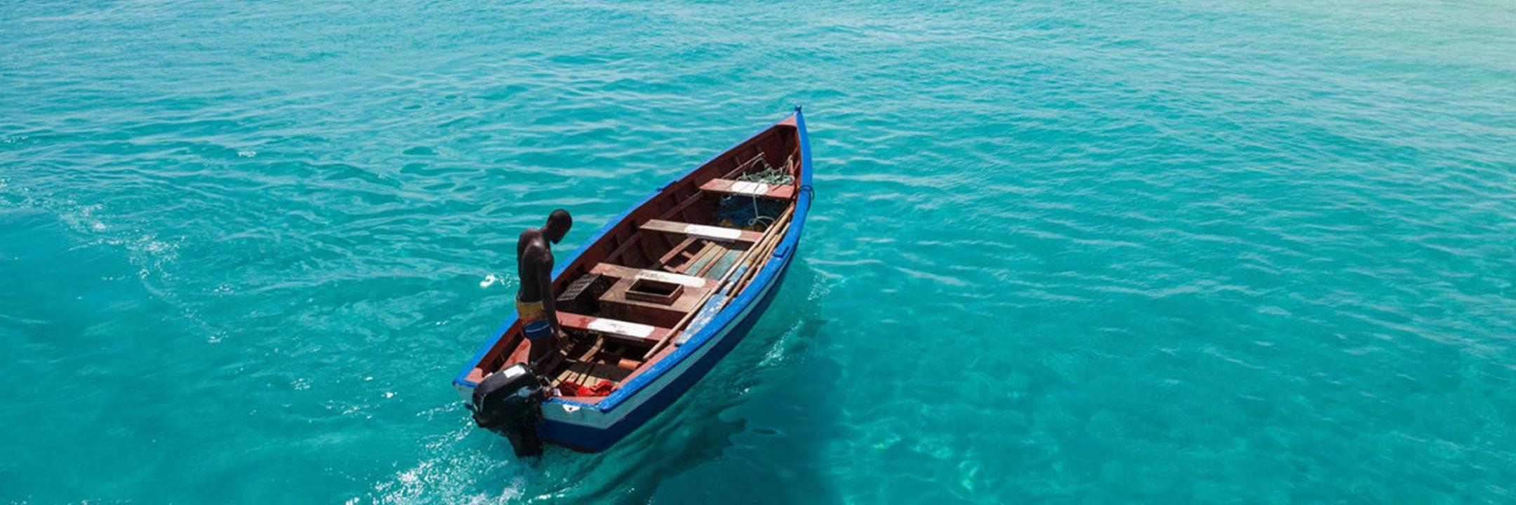 Destino ideal para umas férias românticas