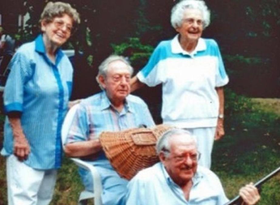 Irmãos com 110, 109, 103 e 101 anos podem ser a chave do segredo da longevidade