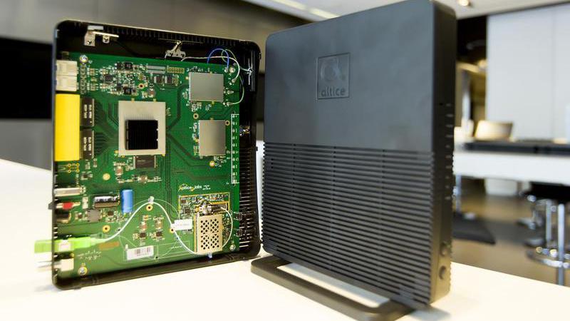 Router Fiber Gateway MEO – 5 coisas que pode fazer