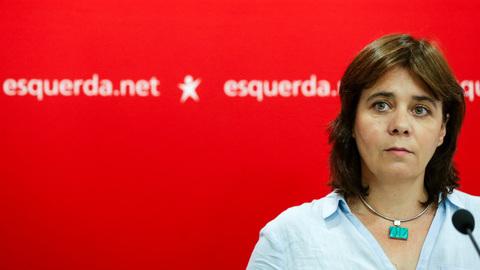 Catarina Martins escusa-se a comentar nomeação de Lucília Gago para Procuradora-Geral da República