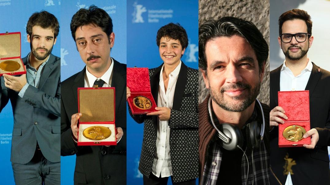 Portugueses à conquista de Berlim: 5 filmes galardoados em 5 anos
