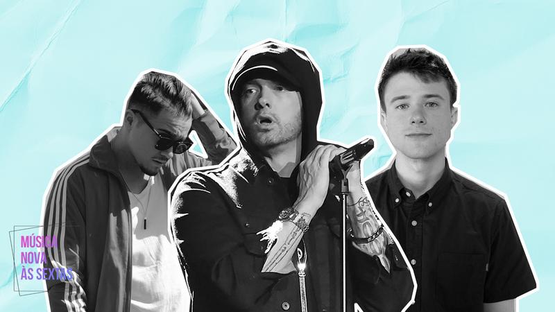 Música Nova às Sextas: quer refrescar a sua playlist? Eminem, Green Day e Diogo Piçarra têm canções novas