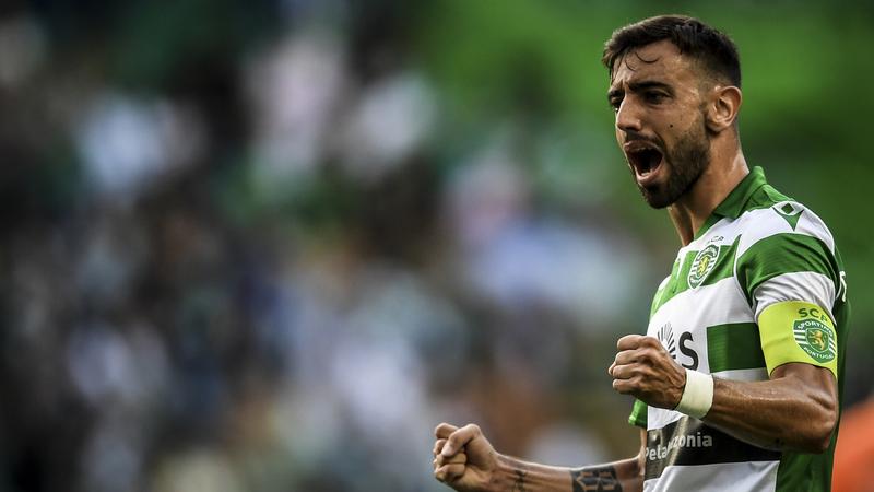Sporting condena divulgação de imagens de Bruno Fernandes