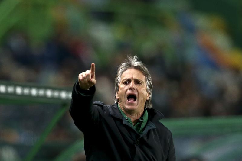 """Jorge Jesus: """"Sporting precisa de pontos para se chegar à frente"""""""
