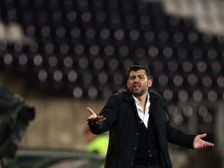 Sérgio Conceição renova com o Nantes até 2020