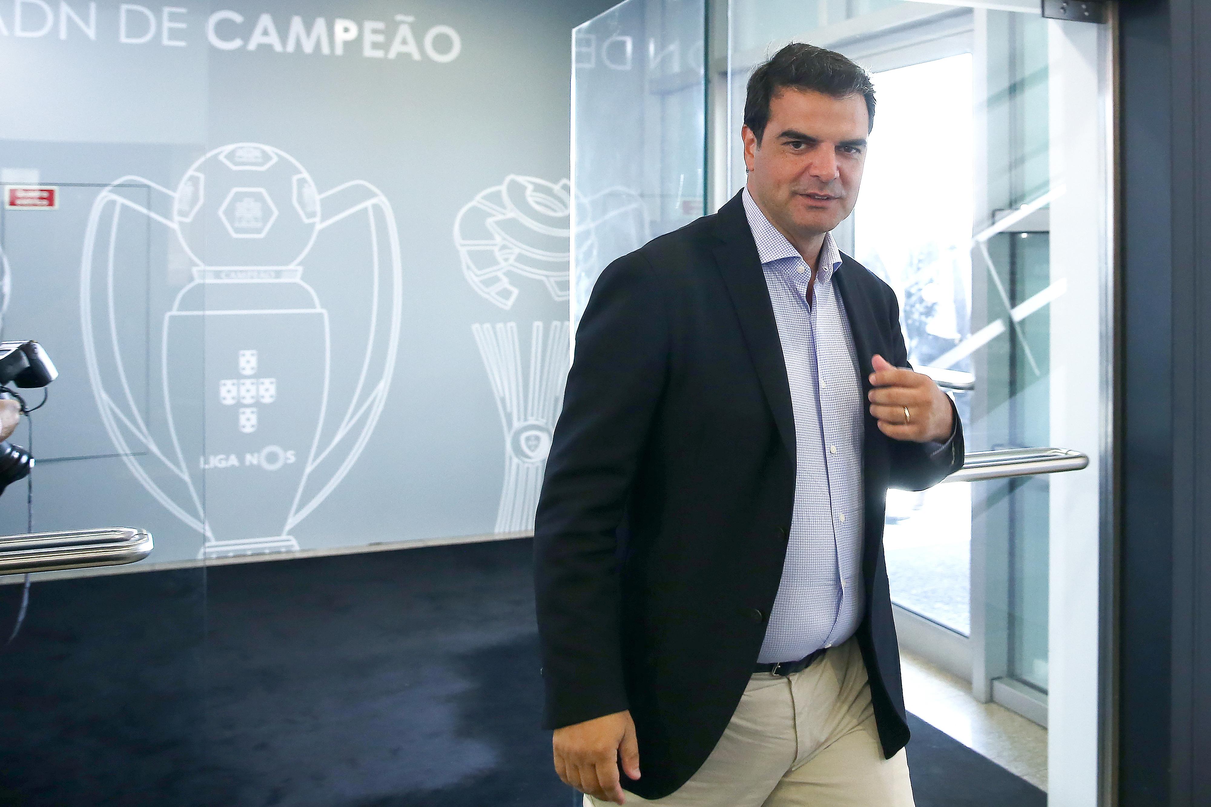 """Rui Pedro Soares: """"Salários na administração da SAD foram reduzidos para o salário mínimo"""""""