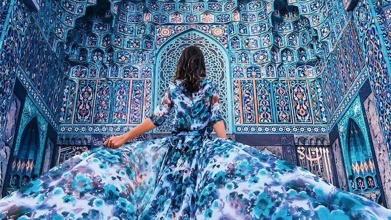 Fotografia: a combinação perfeita entre modelos, roupa e paisagem