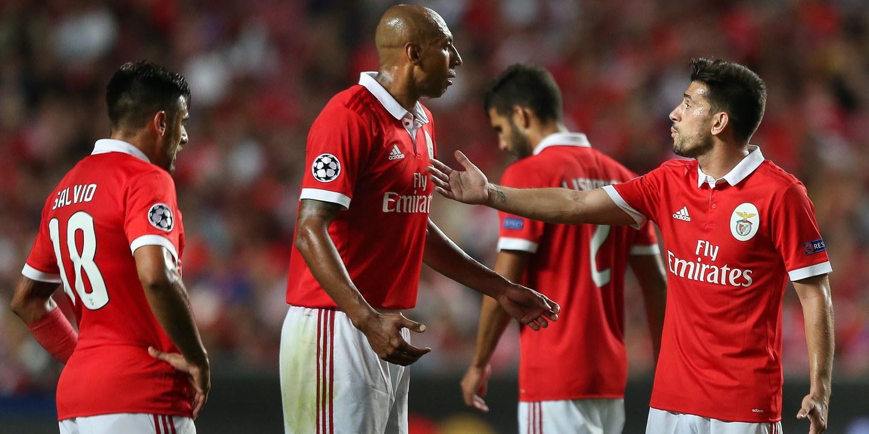 Aves-Benfica: Pizzi no banco e Felipe Augusto no onze. Quim bate recorde de Bento