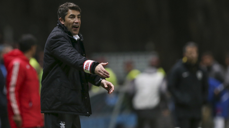 D. Aves 0-1 Benfica: Seferovic abre o marcador nas Aves