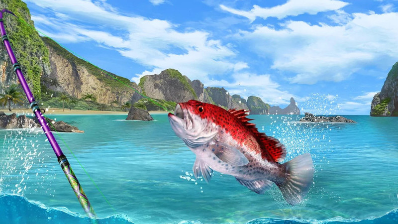 Transforme o smartphone numa cana de pesca