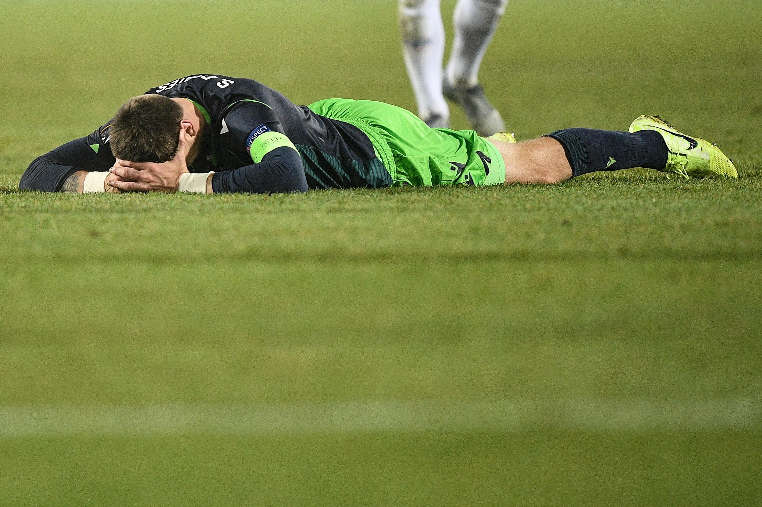 LASK Linz 3 - 0 Sporting: 'Leões' perdem na Áustria e ficam no caminho dos 'tubarões' da Champions